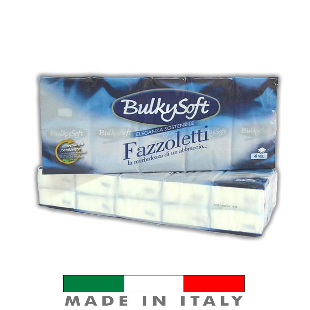 migliore online cercare stili freschi FAZZOLETTI NASO 1080 PEZZI - 4 VELI (12 blister da 10 pacchetti ...