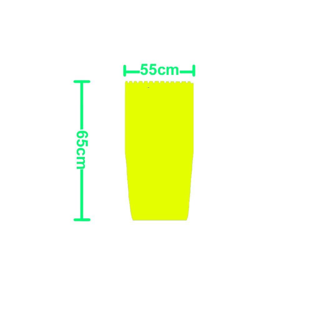 Buste Immondizia 55x65 Blu per Spazzatura 150 Sacchetti Raccolta Differenziata